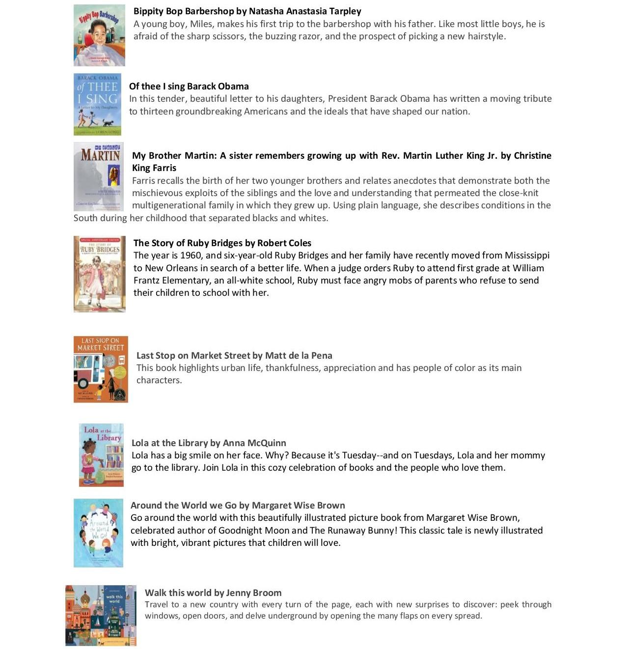Diverse Books List Evanston Cradle To Career - World first language list